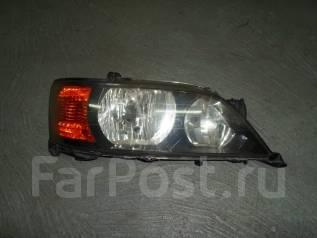 Фара. Toyota Vista Ardeo, SV50, SV55, ZZV50 Toyota Vista, SV50, ZZV50, SV55 Двигатели: 3SFE, 3SFSE, 1ZZFE