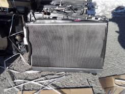 Радиатор охлаждения двигателя. Toyota Estima, MCR40 Двигатель 1MZFE