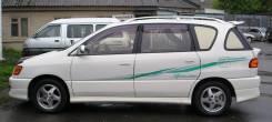Наклейка. Toyota Ipsum