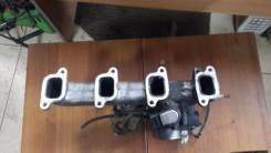 Коллектор впускной. Toyota: Hilux Surf, Regius, Granvia, Grand Hiace, Hilux, Regius Ace, Land Cruiser Prado Двигатель 1KZTE