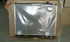 Радиатор охлаждения двигателя. Nissan Terrano, PR50, RR50 Nissan Terrano Regulus, JRR50 Двигатели: QD32ETI, QD32TI, TD27TI