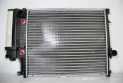 Радиатор охлаждения двигателя. BMW 5-Series, E34
