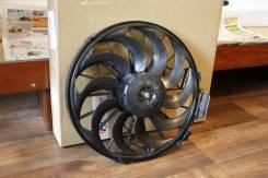 Вентилятор радиатора кондиционера. BMW 5-Series, E34