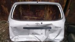 Дверь багажника. Toyota Probox, NCP55, NCP51, NCP50, NCP58, NLP51