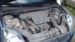 Двигатель. Ford Fiesta