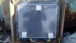 Радиатор охлаждения двигателя. Toyota Hilux Surf, LN130G, LN130W