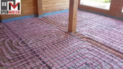 Проектирование и монтаж теплого пола, систем отопления и водоснабжения