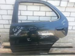 Дверь боковая. Toyota Cresta, JZX90