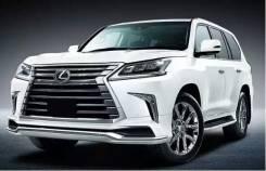 Обвес кузова аэродинамический. Lexus LX570, URJ201, URJ201W Двигатель 3URFE