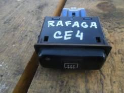 Кнопка включения обогрева. Honda Rafaga, CE4, CE5, E-CE5, E-CE4, ECE4, ECE5 Honda Ascot, E-CE5, CE5, E-CE4, CE4 Двигатели: G20A, G25A