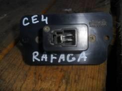 Реостат печки. Honda Rafaga, CE4, CE5, E-CE5, E-CE4, ECE4, ECE5 Honda Ascot, E-CE5, CE5, E-CE4, CE4 Двигатели: G20A, G25A, G20A G25A
