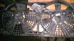Вентилятор охлаждения радиатора. SsangYong Kyron