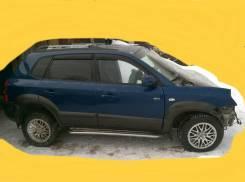 Крышка рейлинга. Hyundai Tucson