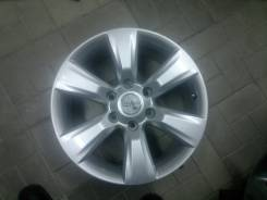 Toyota Land Cruiser Prado. 7.5x18, 6x139.70, ET25