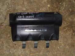Крышка двигателя. Honda Fit, GD3 Двигатель L15A