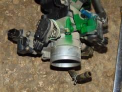 Заслонка дроссельная. Honda Fit, GD3 Двигатель L15A