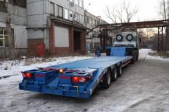 Техомs 983910. 3-х осный 40 тонн от производителя аппарели новый, 40 000 кг.