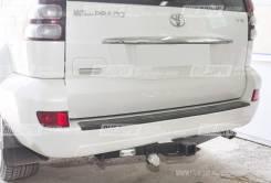 Фаркоп. Toyota Land Cruiser Prado, GDJ150W, GRJ150L, GDJ151W, KDJ150L, GRJ150W, GRJ151W