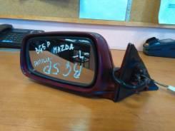Зеркало заднего вида боковое. Mazda Familia, BG8P, BG7P, BG6P, BG8R, BG5P, BG6R, BG3P Двигатели: B6, BP, B5, B3, PN