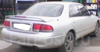 Крышка багажника. Mazda 626