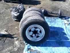 Комплект колес Work R16 7JJ +30. 7.0x16 6x139.70 ET30