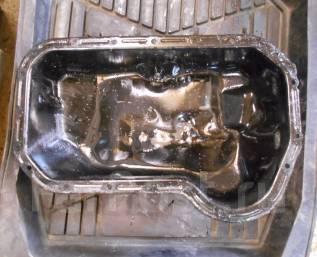 Поддон. Volkswagen Passat Двигатель 2E
