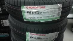 Nexen/Roadstone N'blue ECO. Летние, 2015 год, без износа, 4 шт