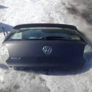 Дверь багажника. Volkswagen Polo