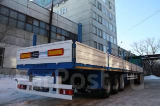 Техомs. Бортовой 30 тонн 3-х осный односкатный от завода, 30 000 кг.