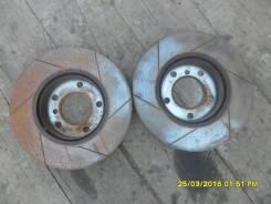 Диск тормозной. BMW 3-Series, Е46, E46 Двигатель M54B25