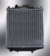 Радиатор охлаждения двигателя. Daewoo Tico