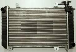 Радиатор охлаждения двигателя. Daewoo Damas
