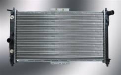 Радиатор охлаждения двигателя. Daewoo Nubira