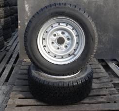 Toyo M917. Зимние, без шипов, 2011 год, износ: 5%, 2 шт