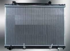 Радиатор охлаждения двигателя. Toyota Crown, YS130 Двигатели: 3YPE, 3YP