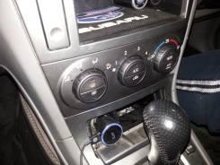 Блок управления климат-контролем. Subaru Forester, SG5, SH5, SG9, SG