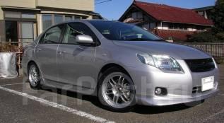 Губа. Toyota Corolla Axio, NZE141, NZE144, ZRE142, ZRE144 Двигатели: 1NZFE, 2ZRFAE, 2ZRFE. Под заказ