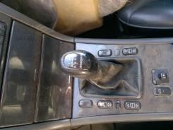 Механическая коробка переключения передач. Mercedes-Benz E-Class, W210