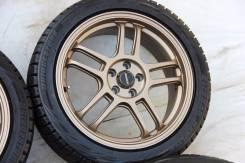 Dunlop. 7.0x17, 5x100.00, ET48