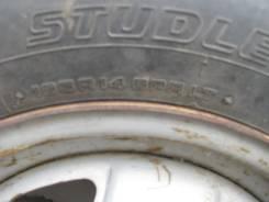 Продаю шины с дисками. x14