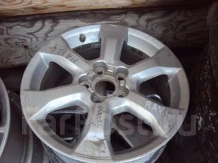 Диски колесные. Toyota RAV4