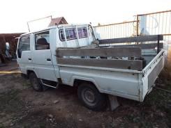 Toyota Dyna. Продается Микро грузовик двухкабинник тойота-дюна в хорошем состоянии., 2 200куб. см., 1 500кг., 4x2