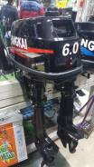 Hangkai. 6,00л.с., 2х тактный, бензин, нога S (381 мм), Год: 2015 год