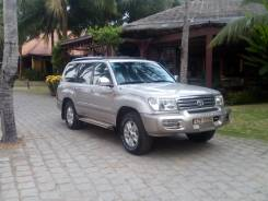 Toyota Land Cruiser. 100, 1HD FTE