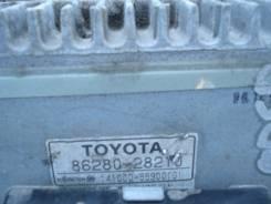 Усилитель магнитолы. Toyota Town Ace Noah, SR40, SR50, CR50, CR40 Toyota Lite Ace Noah, SR40, CR40, CR50, SR50 Двигатели: 3SFE, 3CT