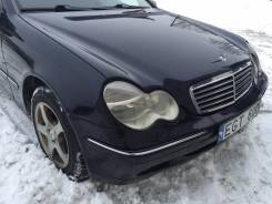 Кулак поворотный. Mercedes-Benz W203