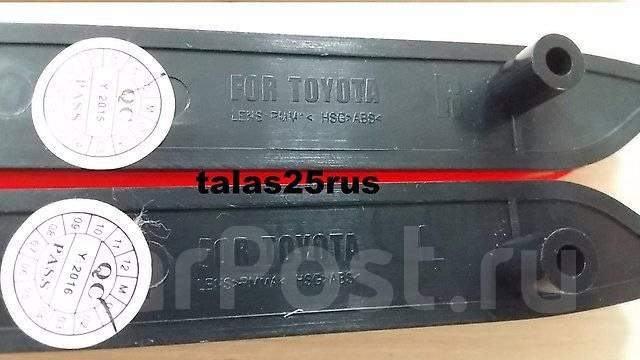 Стоп-сигнал. Toyota Venza, AGV10, GGV10