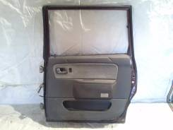 Обшивка двери. Mitsubishi Chariot, N43W Двигатель 4G63