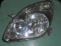 Фара. Toyota Corolla Spacio, NZE121, NZE121N, ZZE122, ZZE122N, ZZE124, ZZE124N