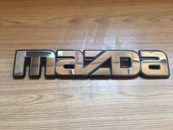 Эмблема. Mazda Bongo Brawny Mazda Bongo Mazda Titan